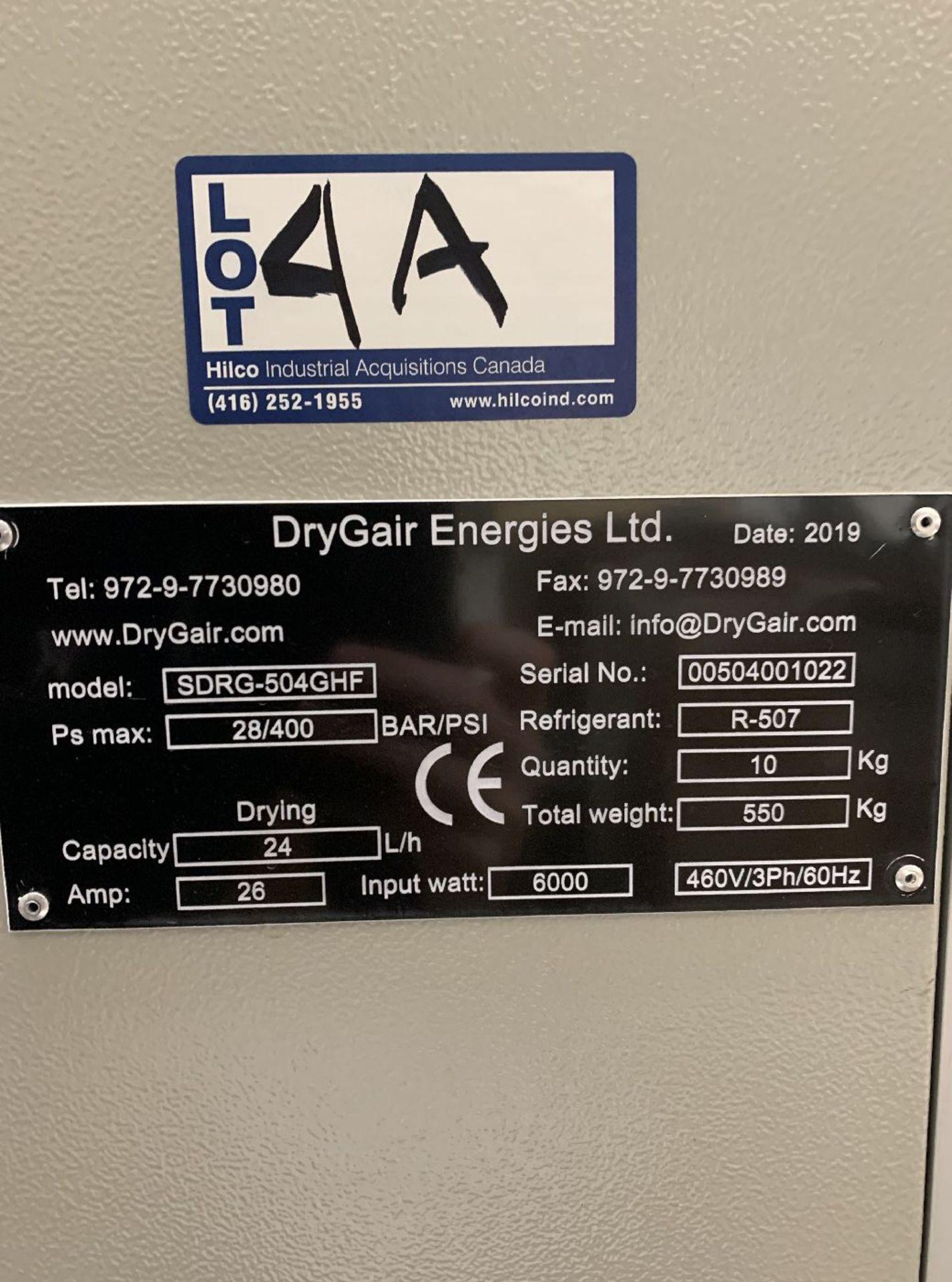 DryGair SDRG-504GHF Dehumidifier - Image 2 of 2