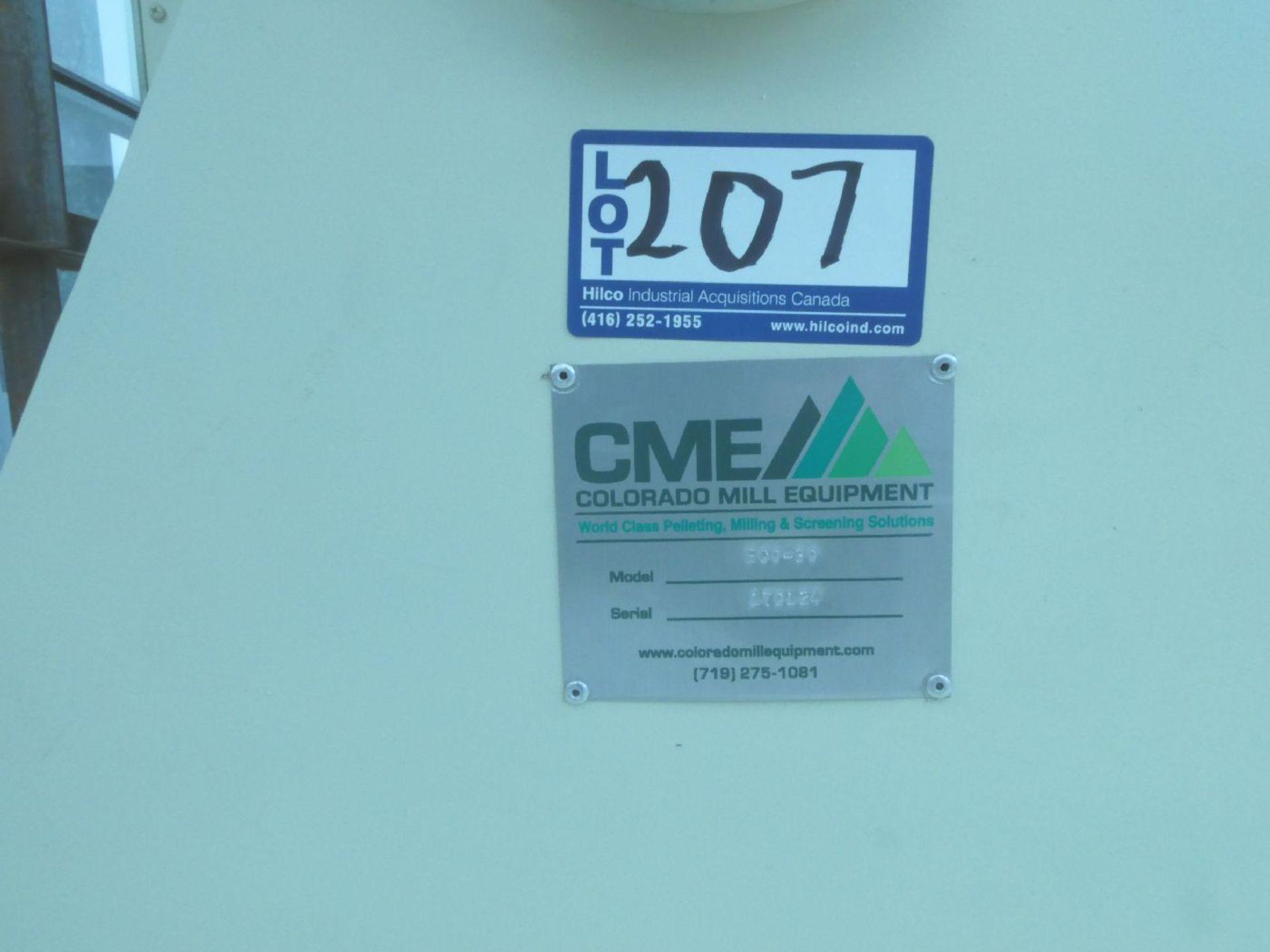 CME ECO-30 Ring Die Pellet Mill - Image 3 of 3