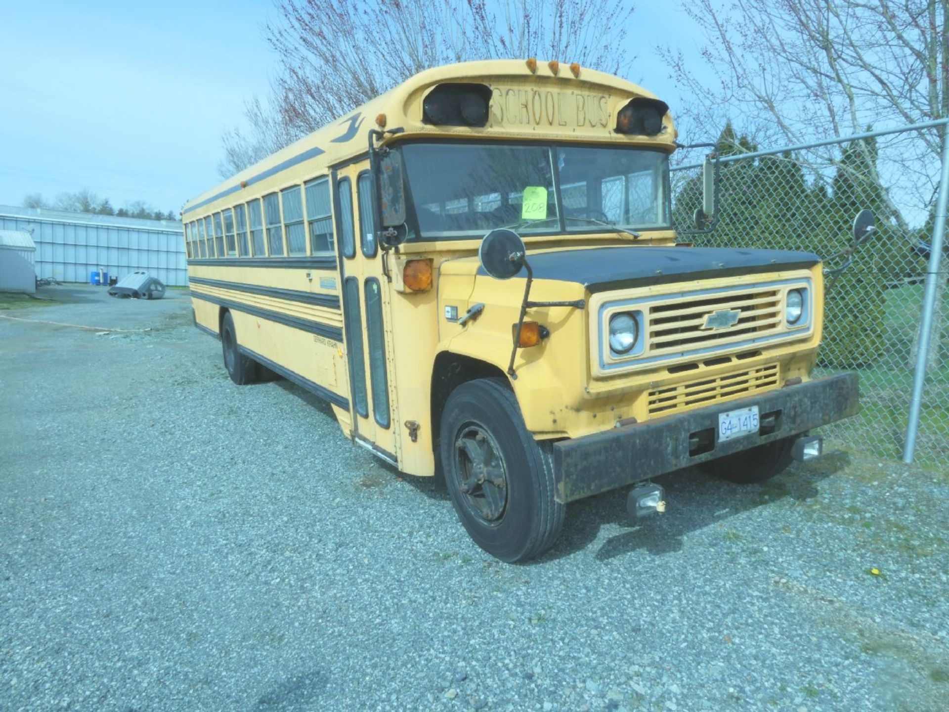 BlueBird School Bus - Image 2 of 4