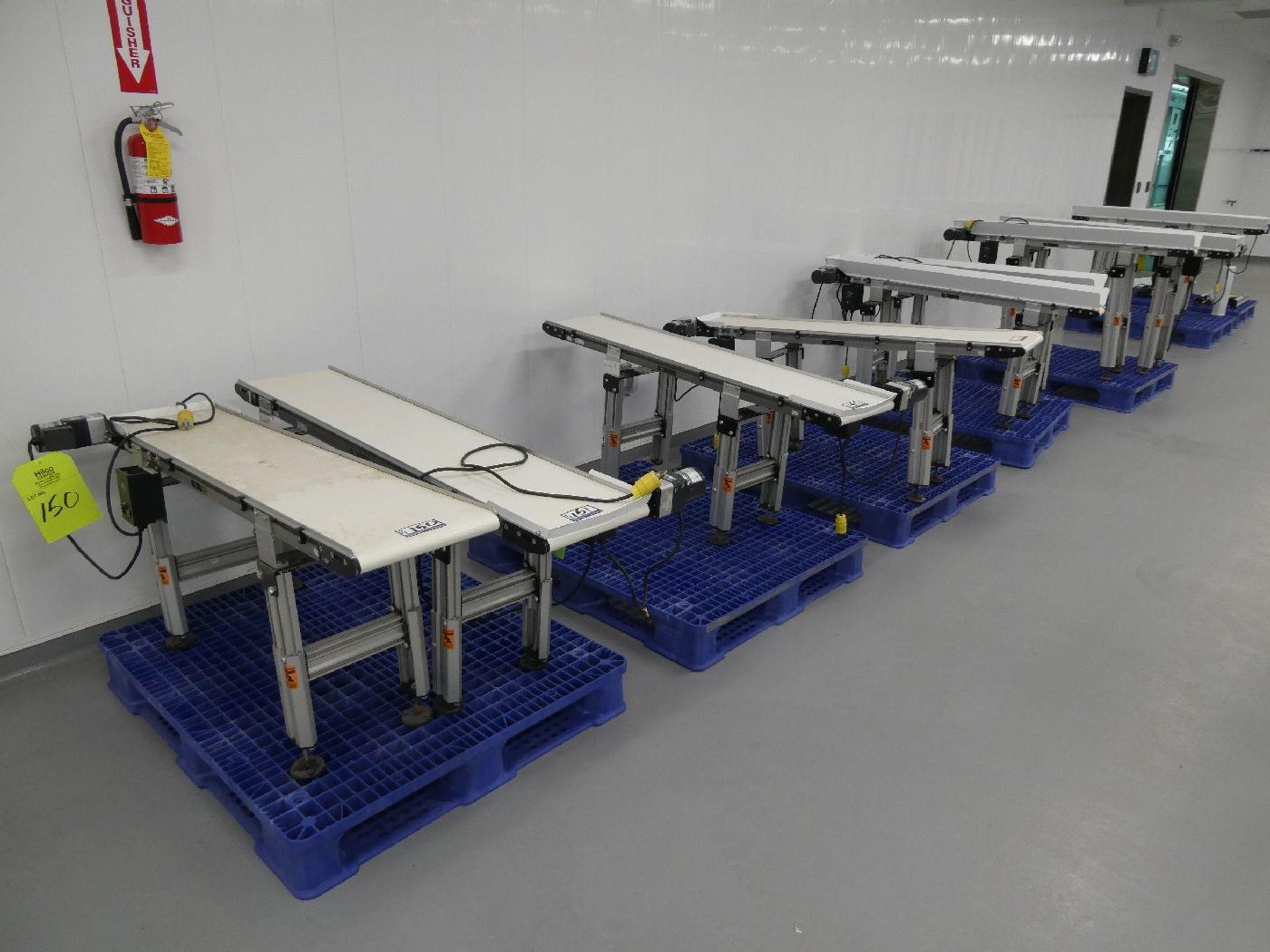 "Twister 48""x3"" Conveyor - Image 2 of 2"
