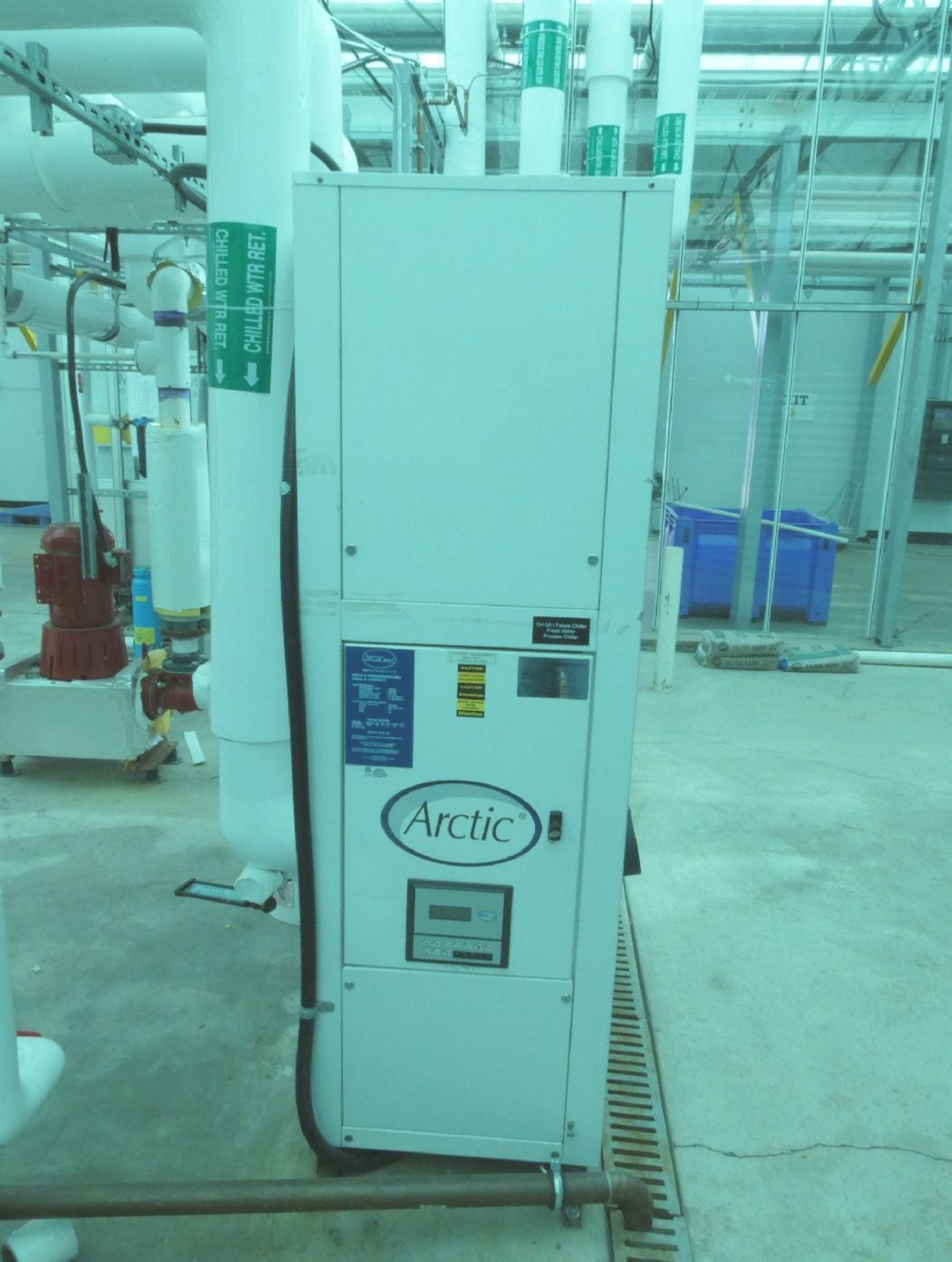 Artic Chill PWCCMV0300D4-MMA 15-HP Chiller - Image 3 of 12