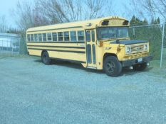 BlueBird School Bus