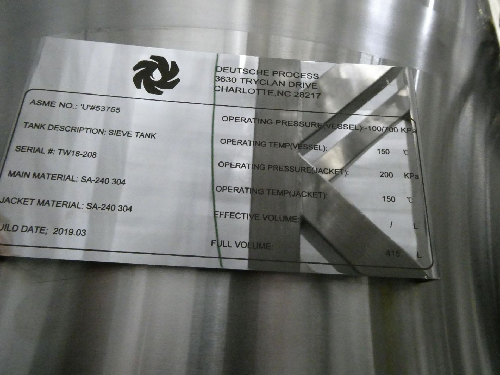 ROTAX Closed Loop Solvent Based Continuous Oil Extraction System - Image 36 of 68