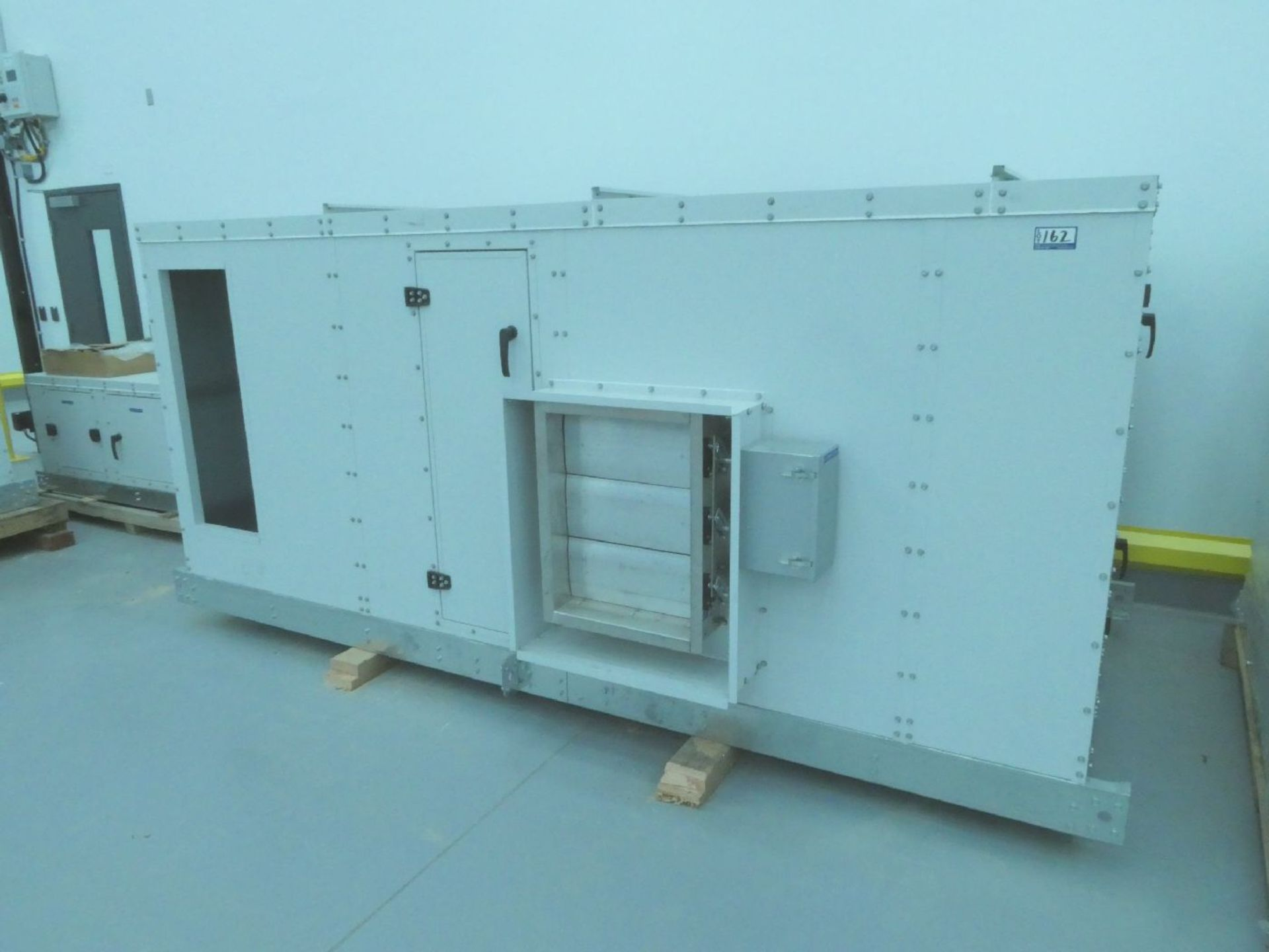 Pennair FB-DB-75-E/A Coolbreeze 7,500CFM Carbon Filter Box