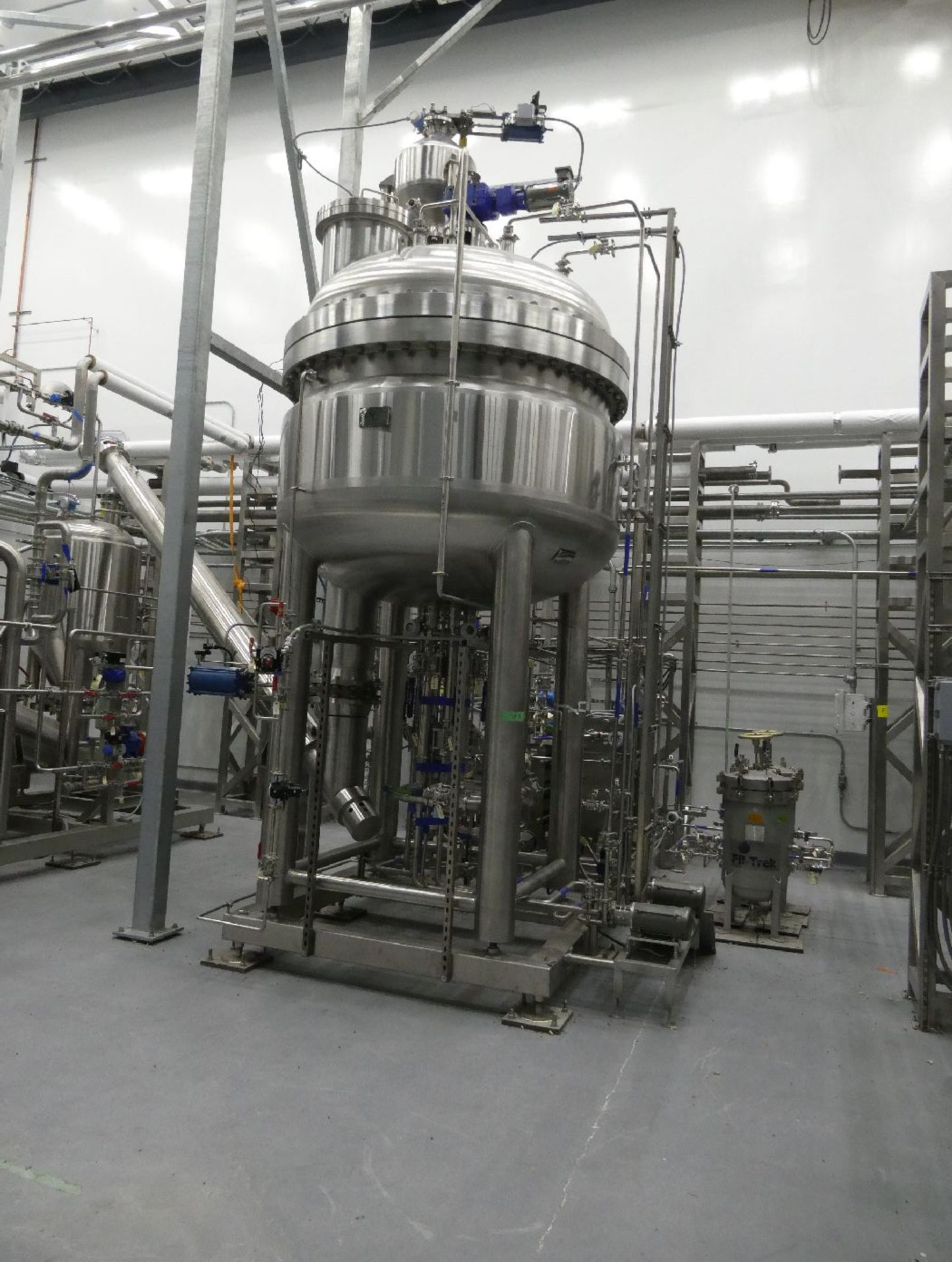 ROTAX Closed Loop Solvent Based Continuous Oil Extraction System - Image 12 of 68