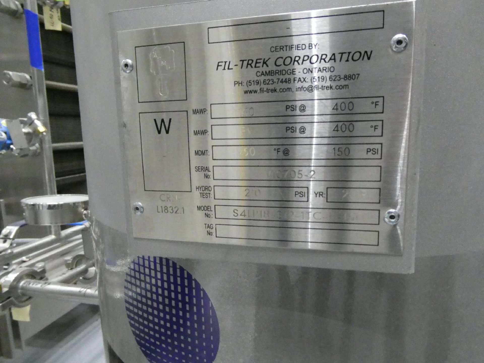 ROTAX Closed Loop Solvent Based Continuous Oil Extraction System - Image 19 of 68