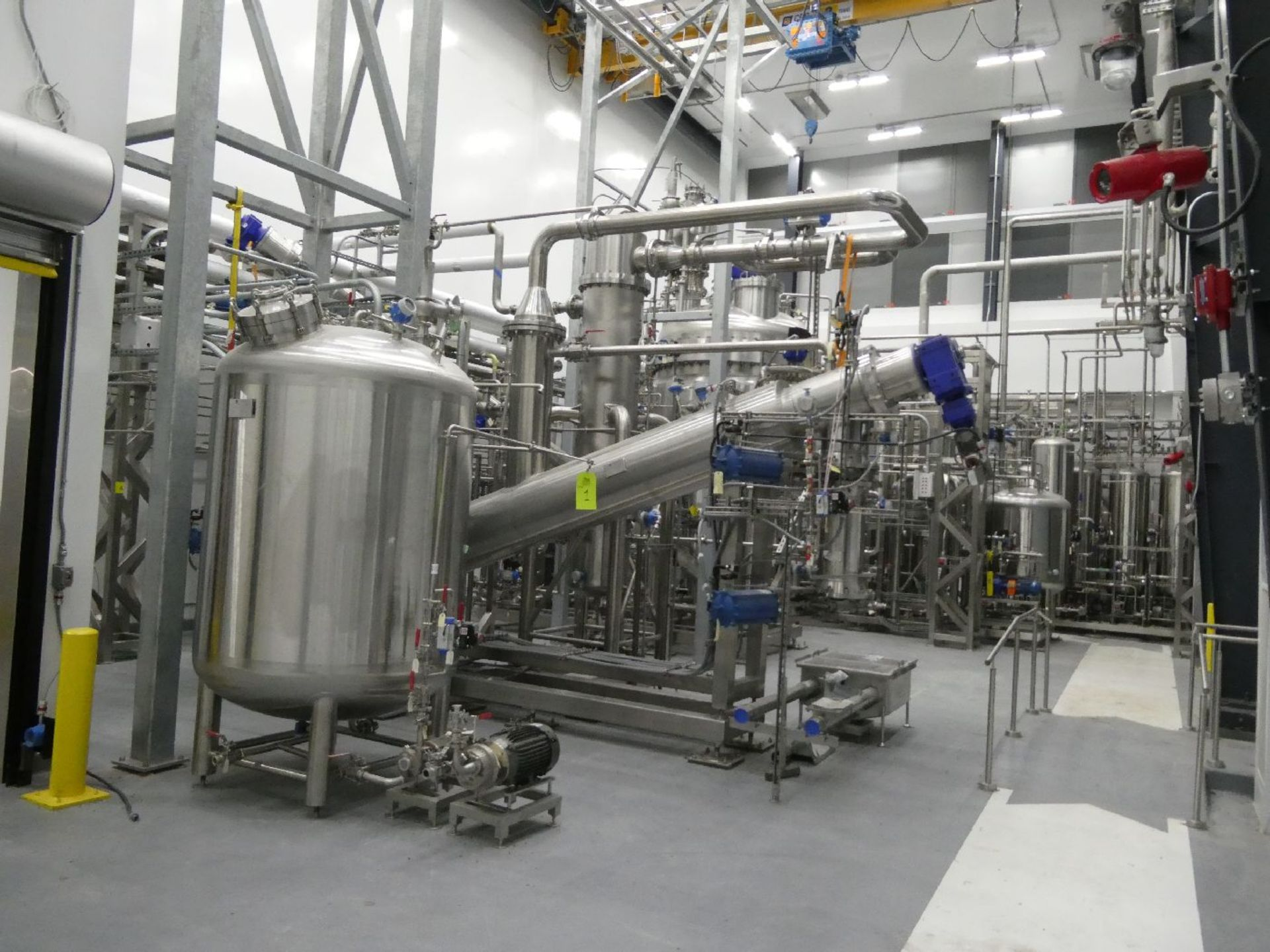 ROTAX Closed Loop Solvent Based Continuous Oil Extraction System - Image 50 of 68