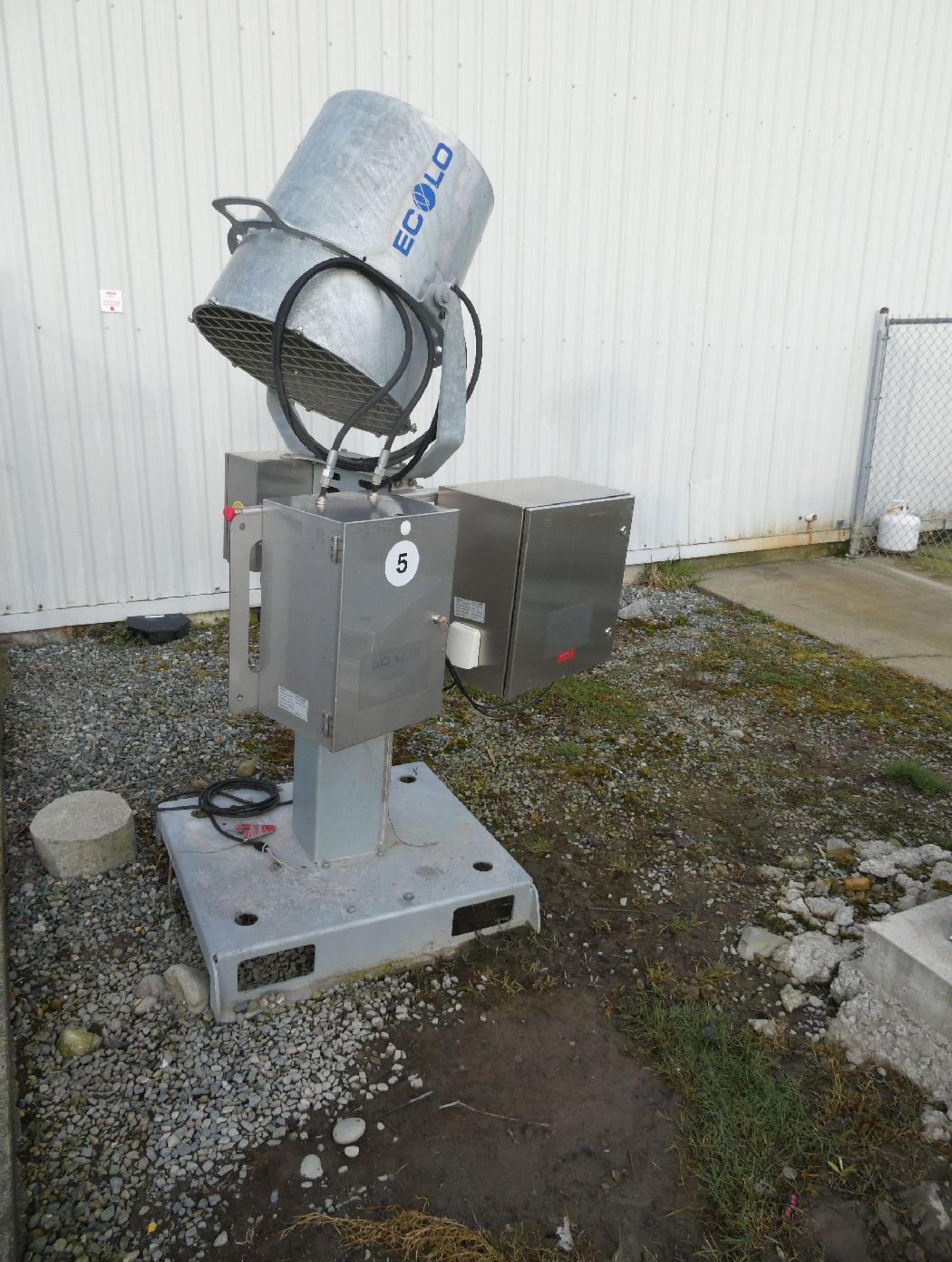 Ecolo ACU-53-SS Odour Control Cannon