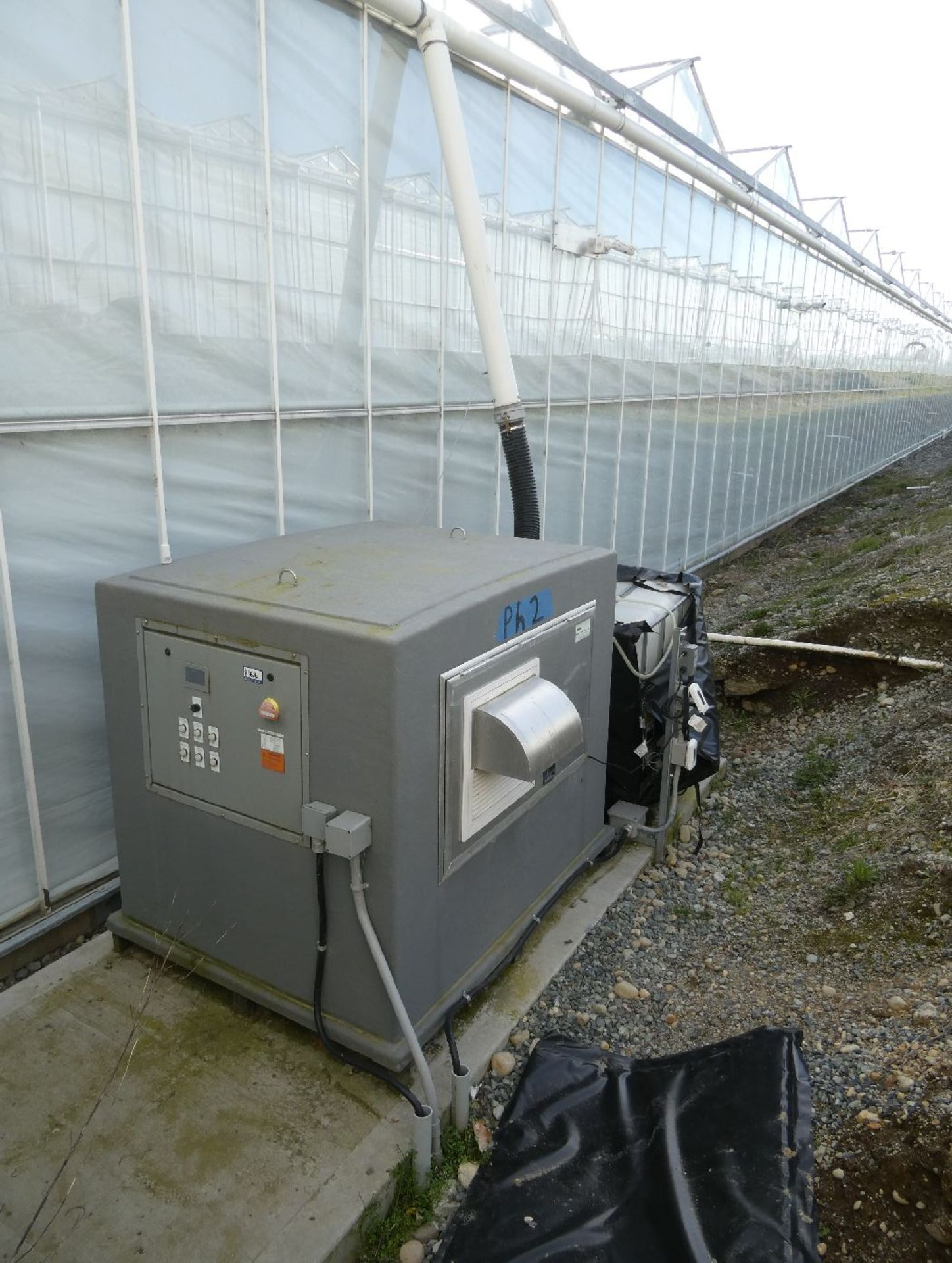 Byers Scientific 1812202 Odour Management System - Image 2 of 4