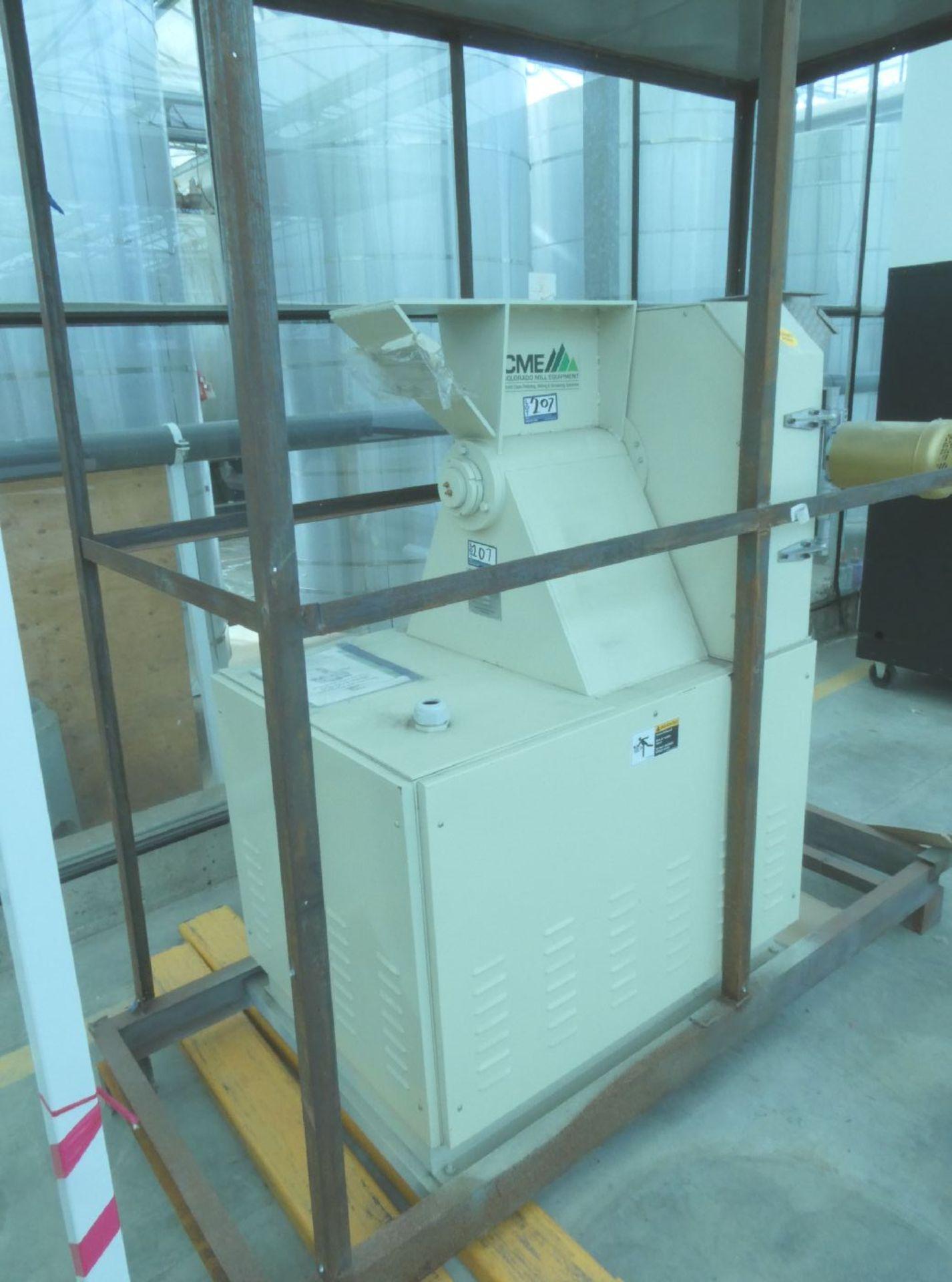 CME ECO-30 Ring Die Pellet Mill