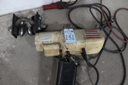 Coffing 1/2-Ton Model N6C17NZ23E Electric Chain Hoist, 1-HP