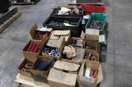 Lot of Springs c/o: (2)- Pallets of Assorted of Springs