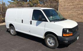2015 Chevrolet 2500 Express Cargo Van