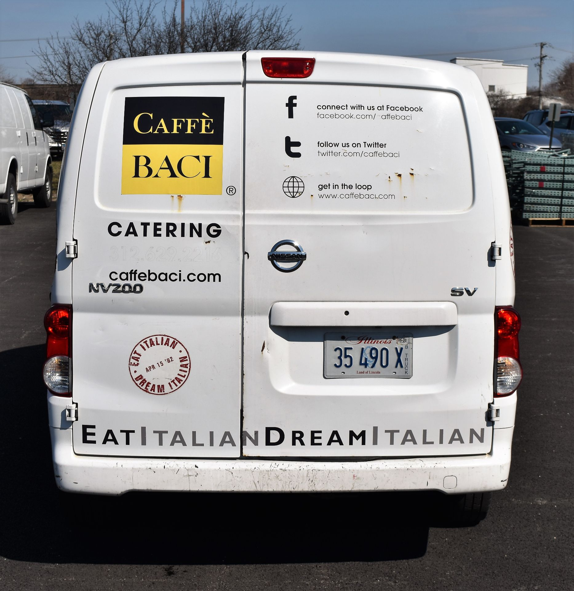 2013 Nissan NV200 Delivery Van - Image 50 of 54