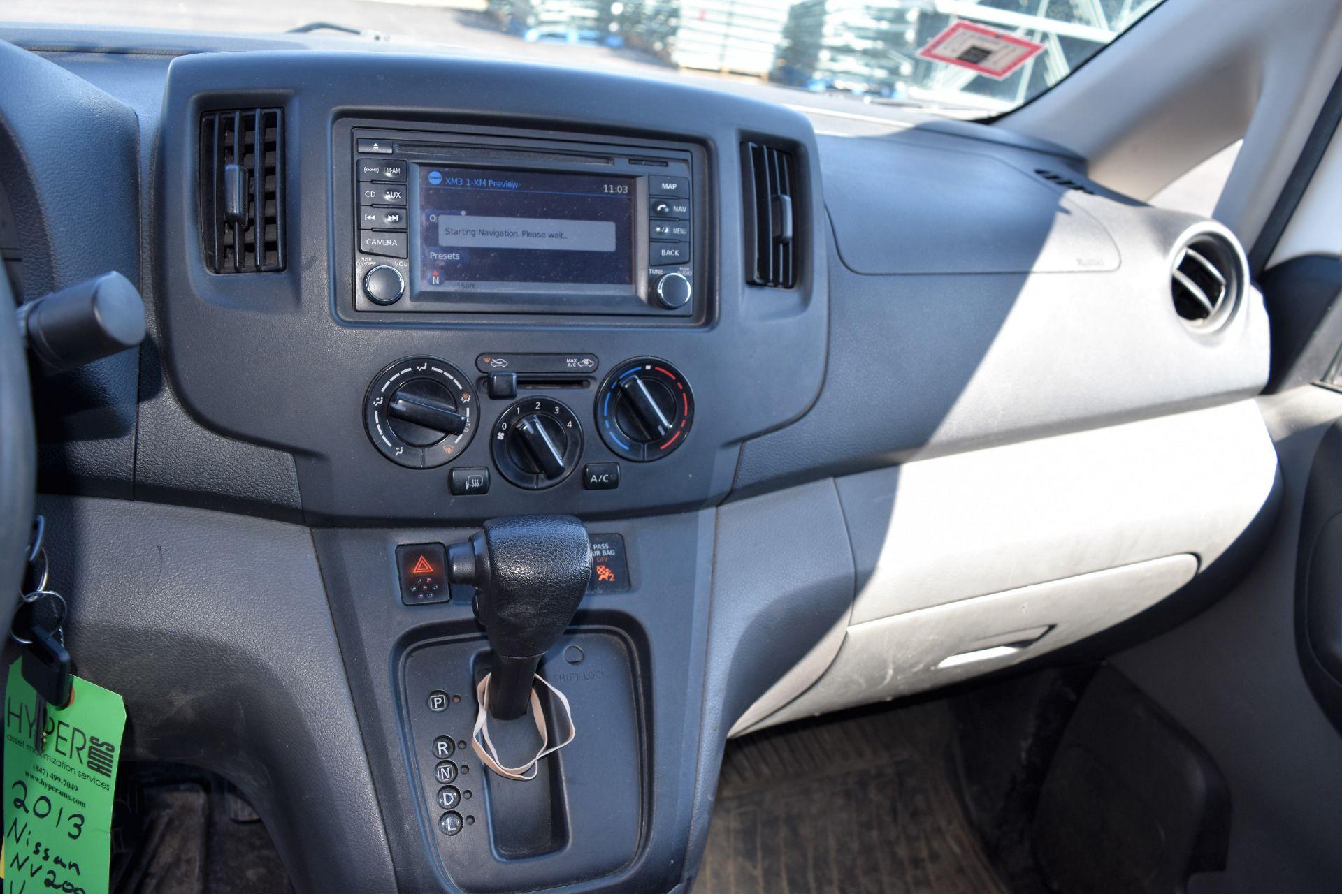 2013 Nissan NV200 Delivery Van - Image 43 of 54