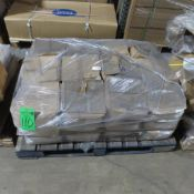 Appx 720,000 Nuts 10-24, Appx 30 Boxes of Locking Bracket 2009714, Appx 6 Box of Trim 2000540, Appx