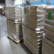 """Appx. 130 Box 5""""x2"""" Caster Set 2000550, Loc North Wall"""