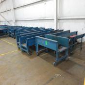 46 Blue Stock Carts