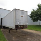 45' Hobbs Trailer Vin. B1Y7797-09 ( No Title and Floor is rough has been used as a storage trailer )