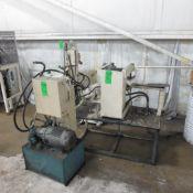 Hand Assemble Unit, Press Base, Hydraulic Unit, Tape Machine and Air Arbor Machine