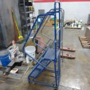 (2) 3' Stock Ladders-only