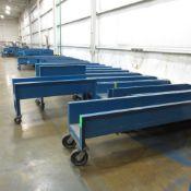 60 Blue Stock Carts
