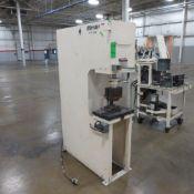 Greenerd 8 Ton Model HA-8-8L2 Press, S/N 74T3250