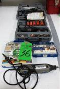 (3) Dremel and Kits.**Lot Located at 2395 Dakota Drive, Grafton, WI 53024**