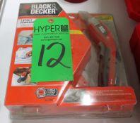 (2) Black and Decker 3.6V Powered Scissors.**Lot Located at 2395 Dakota Drive, Grafton, WI 53024**