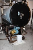 Lattner pressure boiler s/n 78532 rated steam 120#, 40HP, yr built 1992