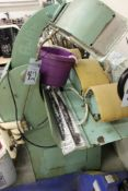 Ajax collar/cuff press for parts
