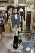 Sankosha model DF-740U-V3 pants press