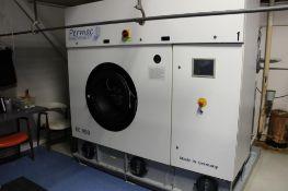 2011 Bowe Permac model EC-900 dry cleaning machine s/n EC-D-90037