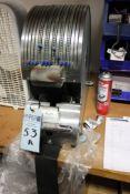 Ribbon Rite model RR Mark II series 1-00-16 marking machine s/n 214
