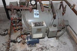 Lattner electric boiler model 15KW s/n 29135 max pressure 100#