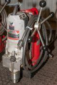 Milwaukee Mag Drill Cat # 4203, s/n 838B605400046, Drill Mtr. Cat. # 4262-1, s/n 502A605390049
