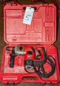 Milwaukee Hammer Drill Cat# 5360-21, s/n 410A 705350043 In Case