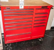 Toolbox w/ Parts and Accessories for Coordinate Measuring Machine