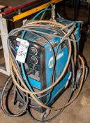 Miller Welder Millermatic 251, Stock # 903869, s/n LH170513B, 7.5kw, w/ Mig Gun on Cart