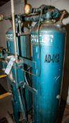 Pioneer PHL250, s/n 9220137D Silica Gel Air Dryer On Mezzanine