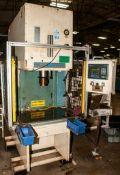 Neff Press s/n 10686, 75 Ton
