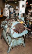 Toledo-Beaver Tools Pipe Threader No. 1-2-4, s/n 632401, 3hp, 230/460v