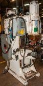 Precision Welder & Flexopress Spot Welder, Type AVA-2, s/n 961770-1, 150kva @ 50 Duty, w/ Weldchecke
