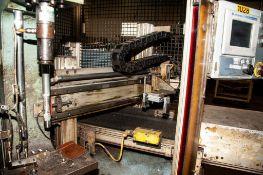 (2) Presses w/Kraft Paket/Tox Pressotechnik Air/Hydraulic Cylinders And Genesis Automation Panel Cyl