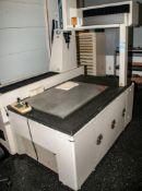 Mitutoyo Brite 710, Coordinate Measuring Machine, Mdl BRTA710, s/n 1058804