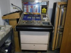 Quarter Casino Machine