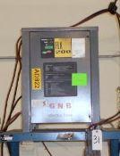 GNB 24-Volt Model FLX200 Electric Battery Charger