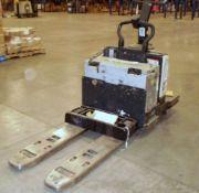 Crown 6,000-LBS. Model PE4000-60 Capacity Electric Walk Behind Lift