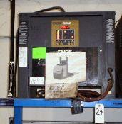 Exide Gold 24-Volt Model D6G-12-550 Electric Battery Charger