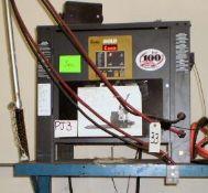 Exide Gold 24-Volt Model D3G-12-550B Electric Battery Charger